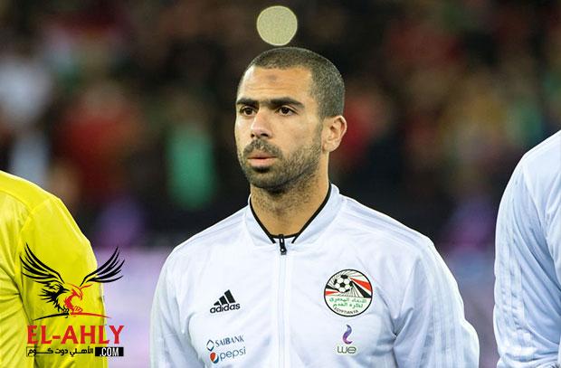 أحمد فتحي: الكرة لم تساندنا أمام اوروجواي .. وواثق من الصعود لدور الـ16 - الأهلي.كوم