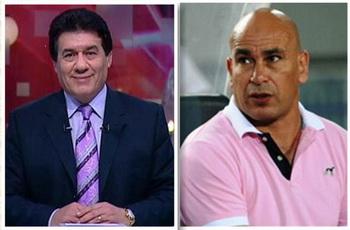 تصريحات حسين ياسر المحمدى و ابراهيم حسن مع مدحت شلبى