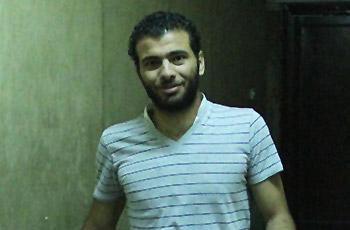 بالصور عماد متعب أمام النيابة في قضية بلطجه