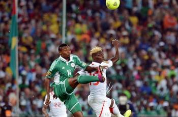 نيجيريا ابطال افريقيا