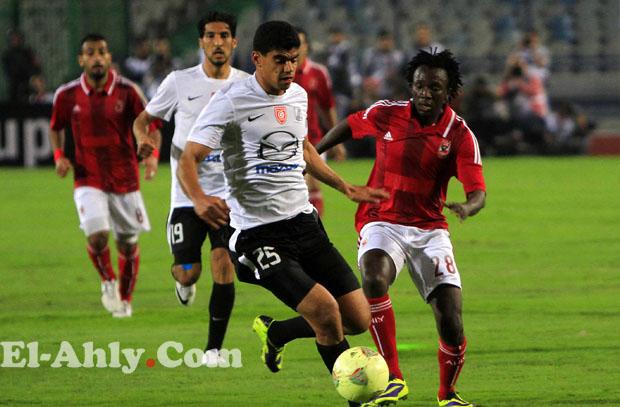 بث مباشر لمباراة الأهلي وأهلي بني غازي بدوري أبطال أفريقيا