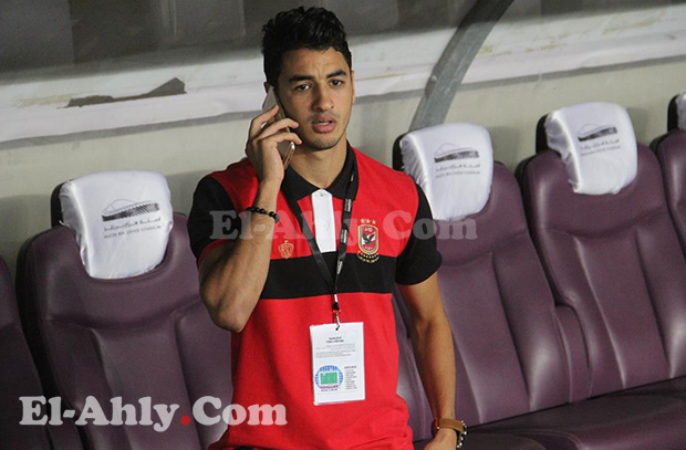 اخبار الرياضة اتحاد الكرة لـ في الجول: إيقاف محمد حمدي زكي