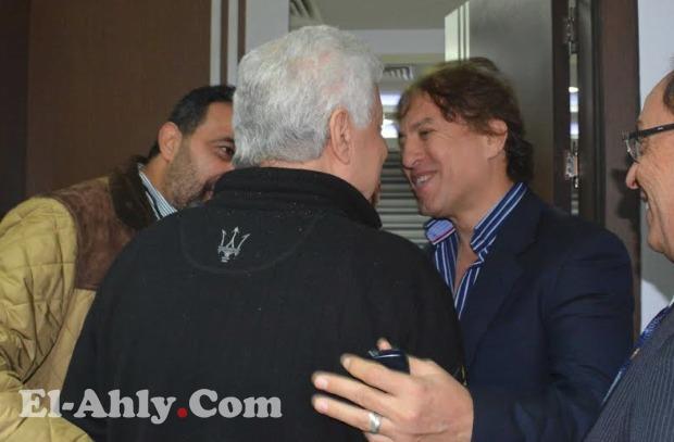 مرتضى منصور ينكر تهديد رضا البلتاجي: استقال ولم تتم إقالته