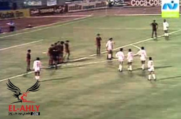 ذكريات كأس الأمم: هل تعلم أن طاهر أبو زيد كان موقوفاً عن لقاء المغرب في أمم أفريقيا 86؟