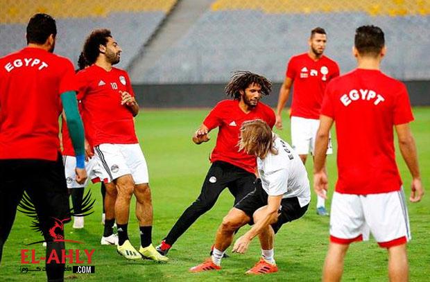 الكاف يحدد موعد مباراة مصر والنيجر الأهلى كوم